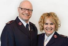 Commissioners Robert and Janine Donaldson