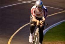 Endurance cyclist Stu Downs