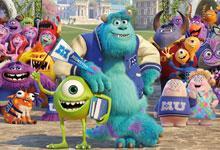 Monsters University film still