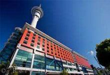 SkyCity centre in Auckland