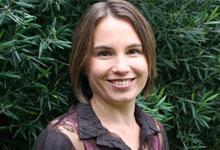 Dietician Andrea Hoffman
