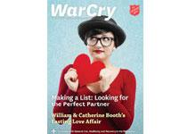 8 February 2014 War Cry cover image