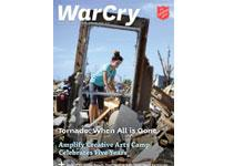 22 February 2014 War Cry cover image