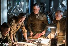 Image from the film The Monuments Men