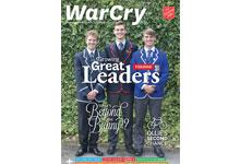 22 March 2014 War Cry cover image
