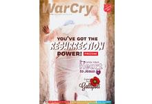 19 April 2014 War Cry cover image