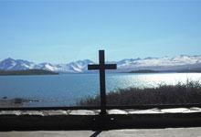 The church of the Good Shepherd in Lake Tekapo