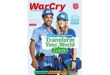12 July 2014 War Cry cover image