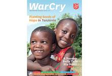 26 July 2014 War Cry cover image