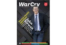 4 October 2014 War Cry cover image