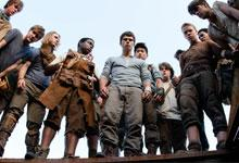 The Maze Runner film