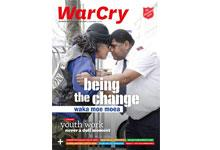 18 October 2014 War Cry cover image