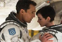 image from the film Interstellar