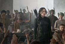 Image from The Hunger Games Mockingjay Part 1