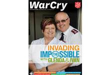 29 November 2014 War Cry cover image