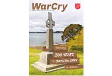Christmas War Cry cover image