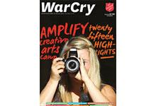 21 February 2015 War Cry cover image