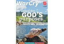 24 January 2015 War Cry cover image