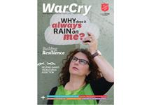 21 March 2015 War Cry cover image