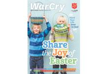 4 April 2015 War Cry cover image