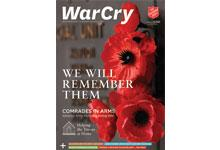 18 April 2015 War Cry cover image