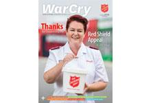 2 May 2015 War Cry cover image