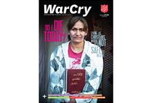 16 May 2015 War Cry cover image
