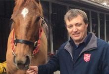 Andrew McKerrow- chaplain to racing industry