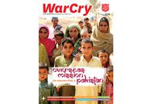 Cover image of 27 July War Cry