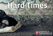 hard times report cover image