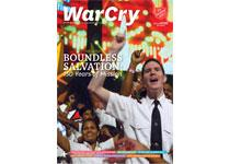 8 August 2015 War Cry cover image