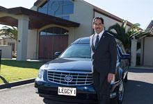 Mike Savage of Legacy Funerals in Tauranga