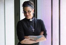 Lutheran Minister Nadia Bolz-Weber