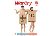 22 August 2015 War Cry cover image