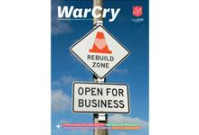 5 September 2015 War Cry cover image
