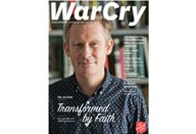 12 November 2016 War Cry cover image