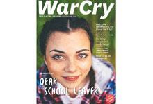 26 November 2016 War Cry cover image