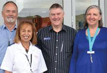 The Porirua Community Ministries team