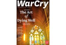 29 July 2017 War Cry cover image