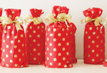 Jars wrapped up