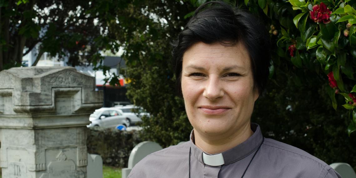 Rev Petra Zaleski