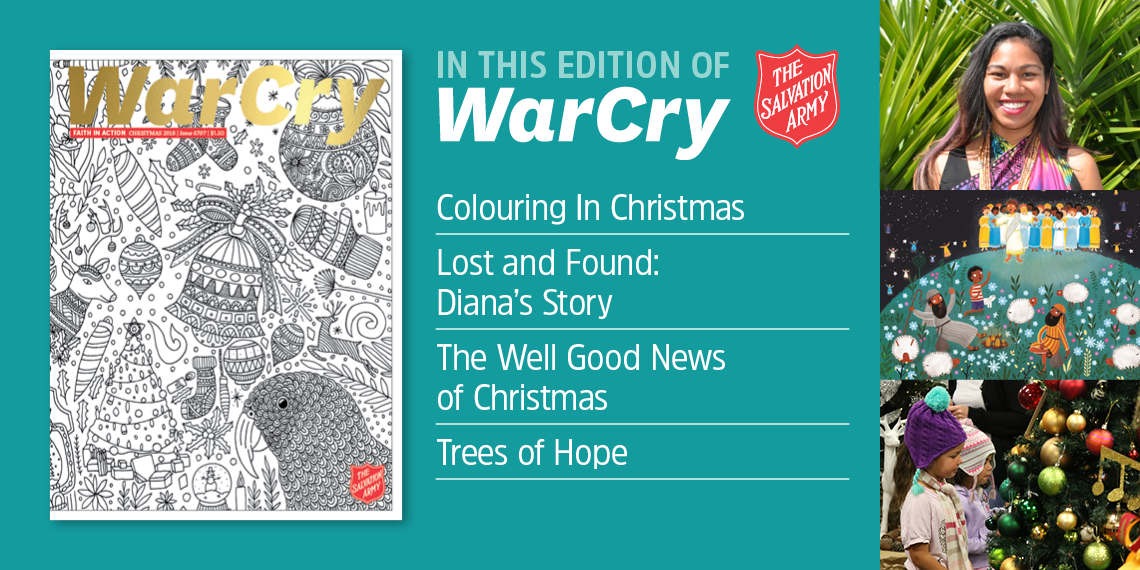 15 december 2018 war cry cover