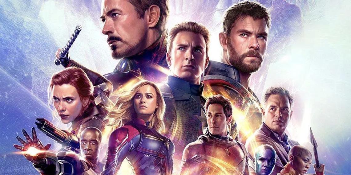 Avengers Endgame promo image