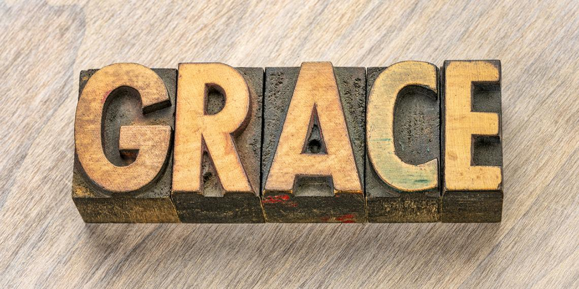 the word grace