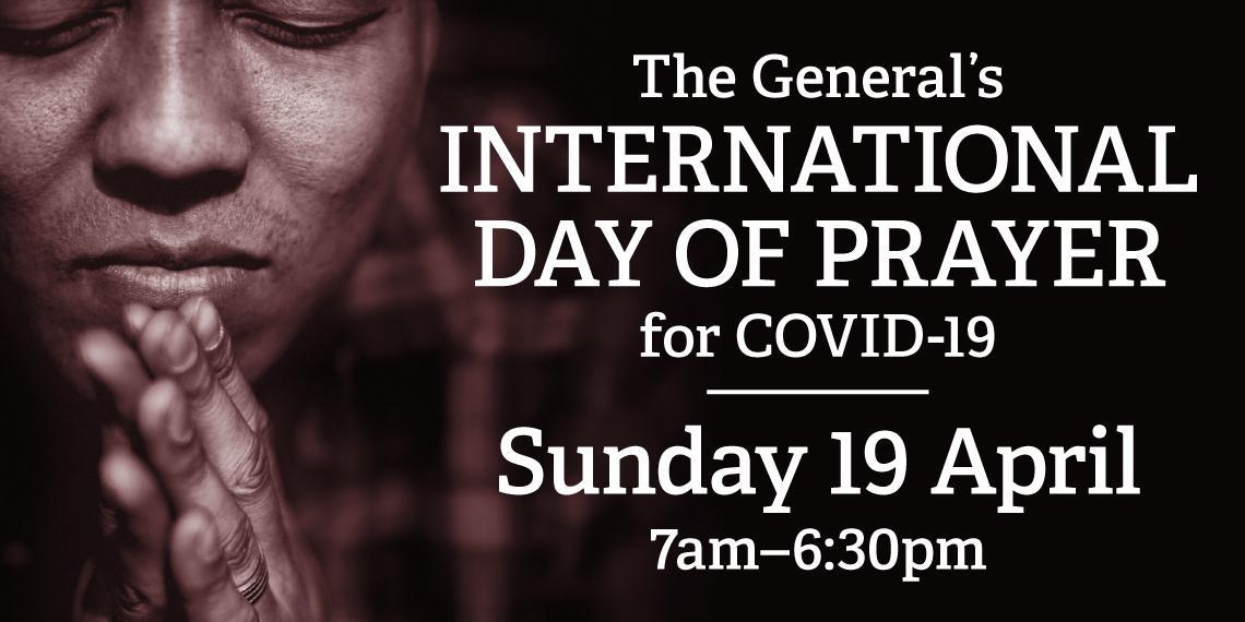 International Day of Prayer