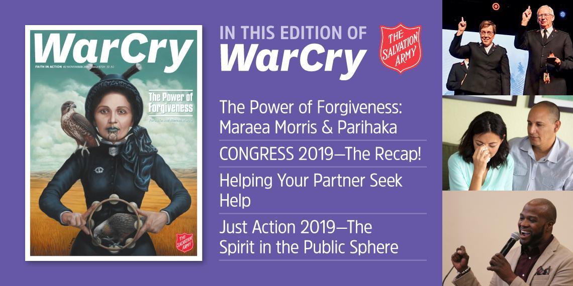 War Cry 02 November 2019 Promo