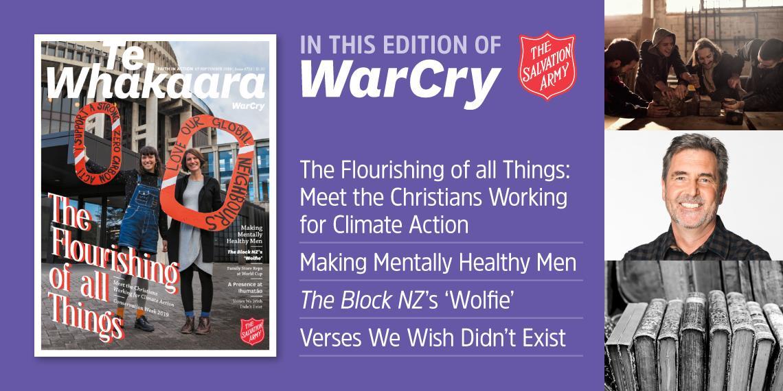 7 September 2019 War Cry  promo