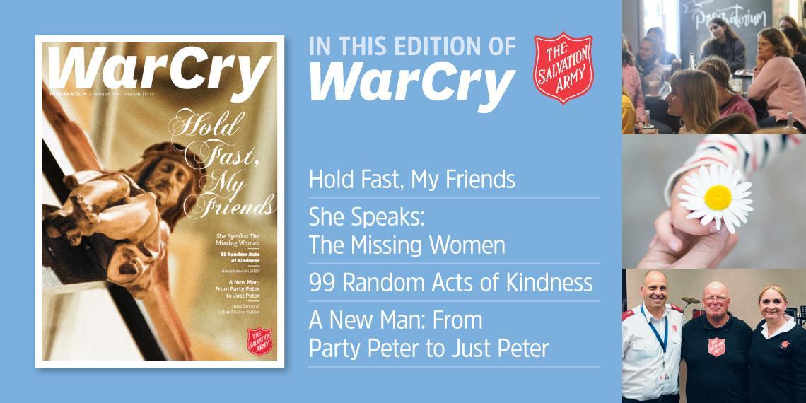 War Cry 22 Aug 2020 Promo