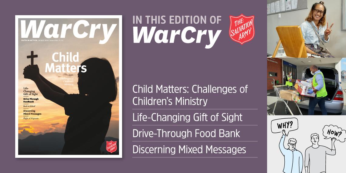 War Cry 30 May 2020 Promo