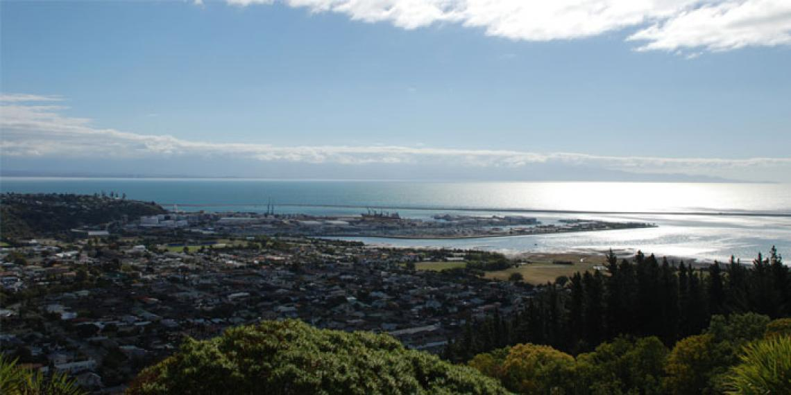 A view of Nelson
